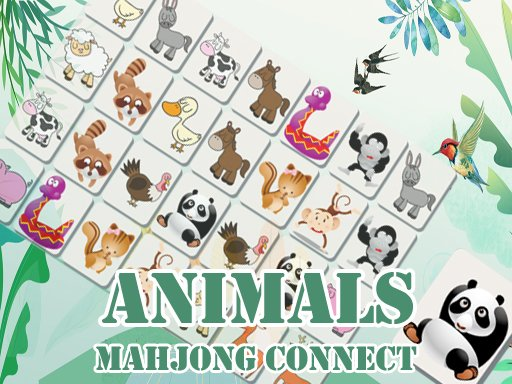 Animals Mahjong Connect Online