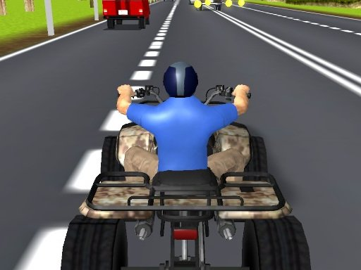 ATV Highway Traffic Online