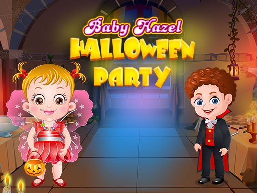 Baby Hazel Halloween Party Online