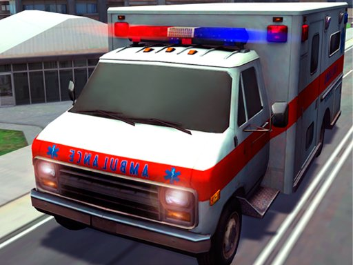 Best Emergency Ambulance Rescue Drive Sim Online