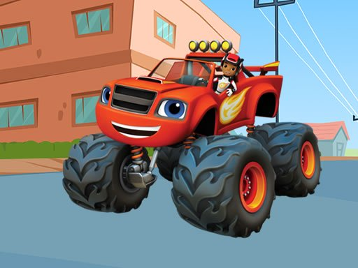 Blaze Monster Machines Differences Online