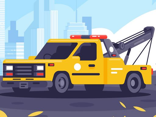 City Duty Vehicles Jigsaw Online