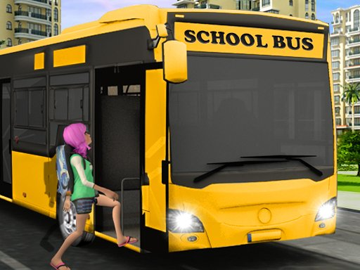 City School Bus Driver Simulator Online