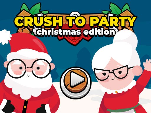 Crush to Party: Christmas Edition Online