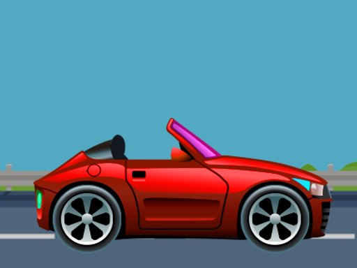 Cute Cars Puzzle Online