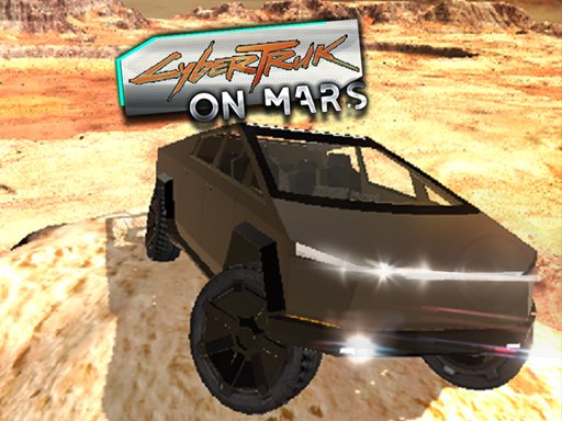 CyberTruck on Mars Online