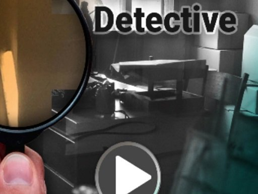 Detective Photo Difference Game Online