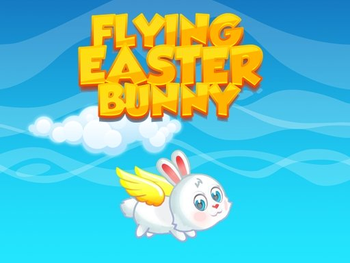 Flying Easter Bunny Online