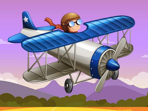 Fun Airplanes Jigsaw Online