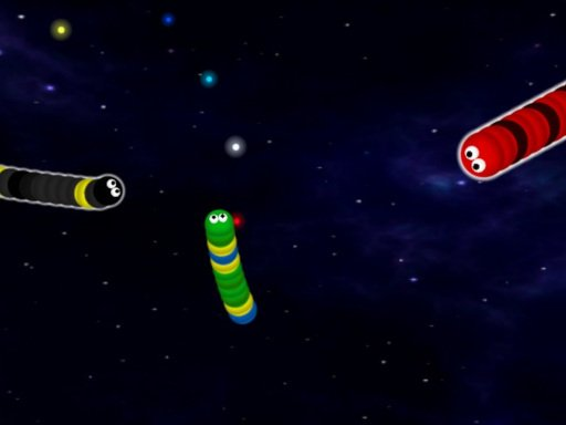 Galactic Snakes io Online
