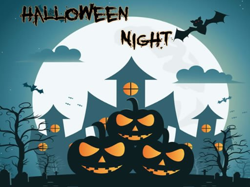 Halloween Night Jigsaw Online