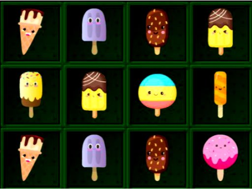 Ice Cream Puzzles Online