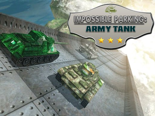 Impossible Parking : Army Tank Online