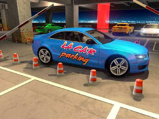 LA Car Parking Online
