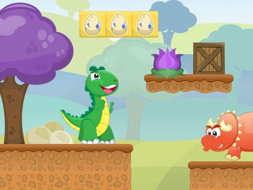 Little Dino Adventure Returns Online