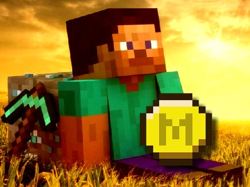 Minecraft Coin Adventure Online