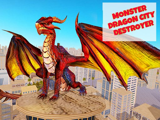 Monster Dragon City Destroyer Online
