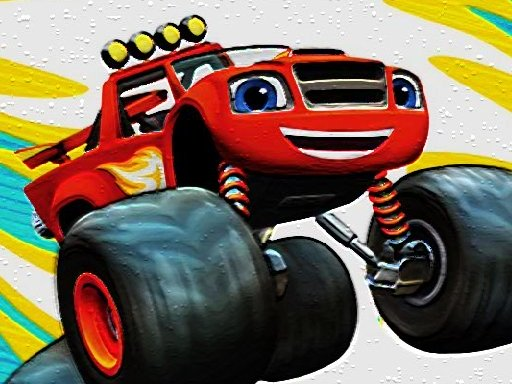 Monster Trucks Hidden Wheels Online