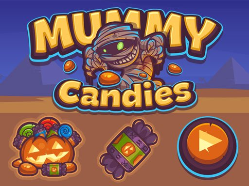 Mummy Candies | Fullscreen HD Game Online