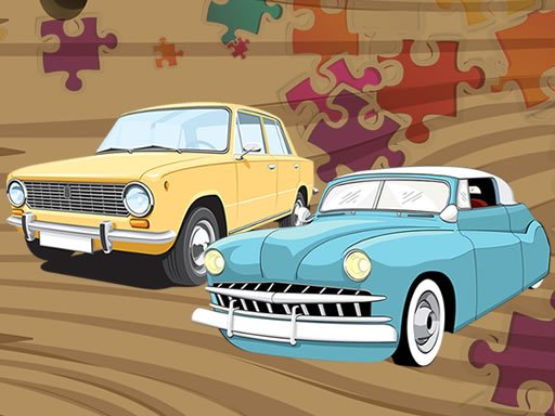 Old Timer Car Jigsaw Online
