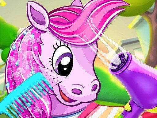 Pony Pet Salon Online