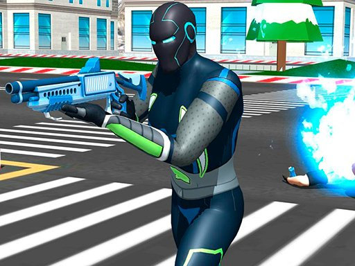 Punch Superhero Online