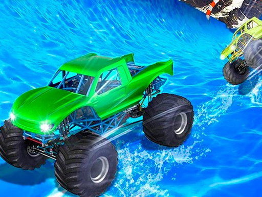 Race Monster Truck Online