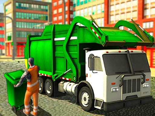 Real Garbage Truck Online