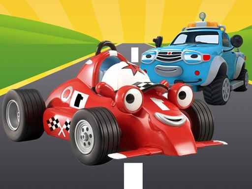 Roary the Racing Car Differences Online