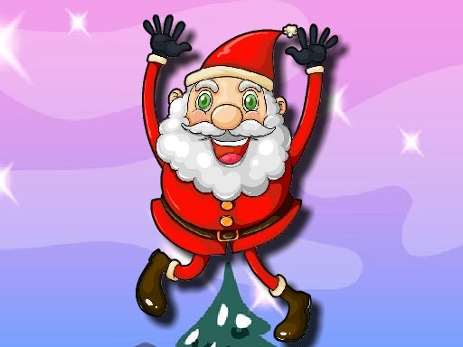 Santa Claus Jumping Adventure Online
