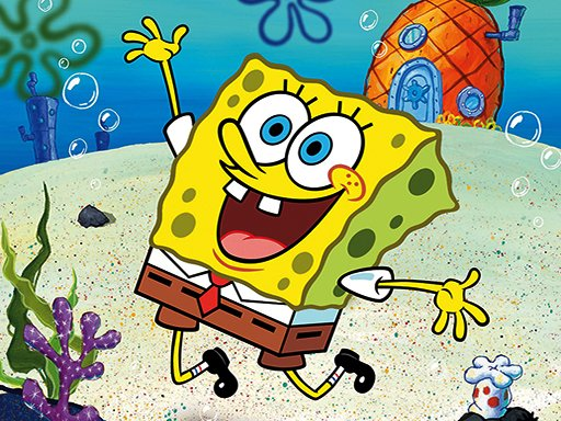 SpongeBob Jumping Adventure Online