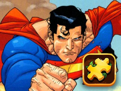 Superman Hero Jigsaw Challenge Online