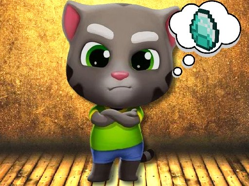 Talking Tom Diamond Hunt Online
