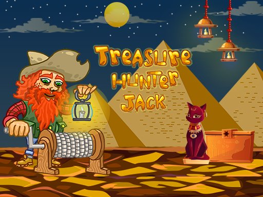 Treasure Hunter Jack Online
